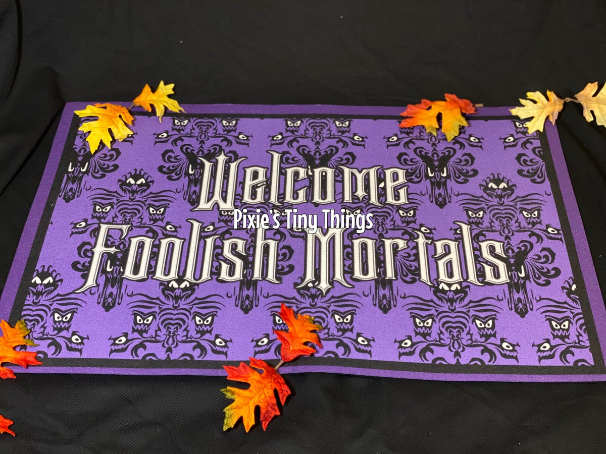 Image of All Welcome Mats