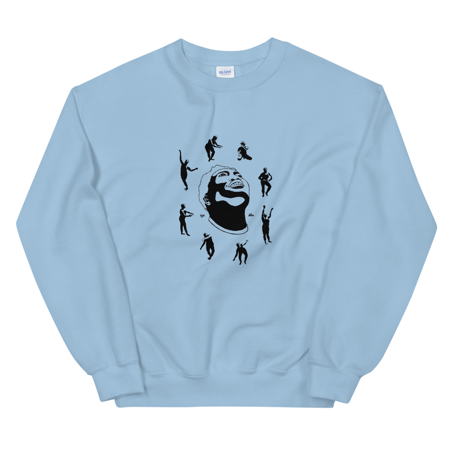 Image of BLM Sweatshirt for Ogemdi V2