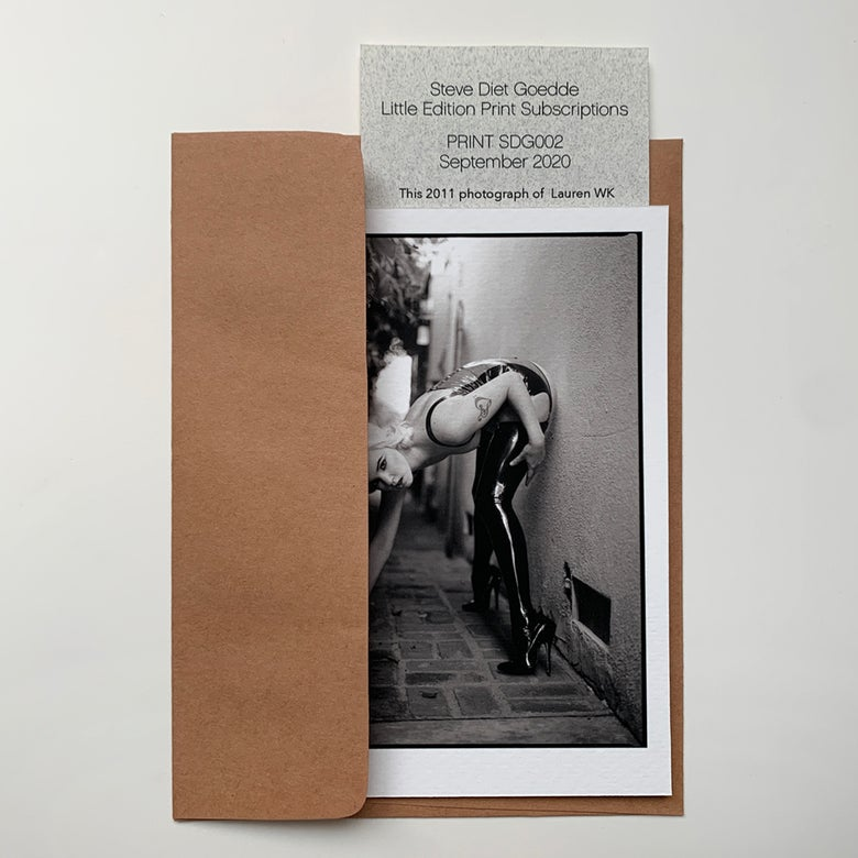 Image of Subscription Print SDG002