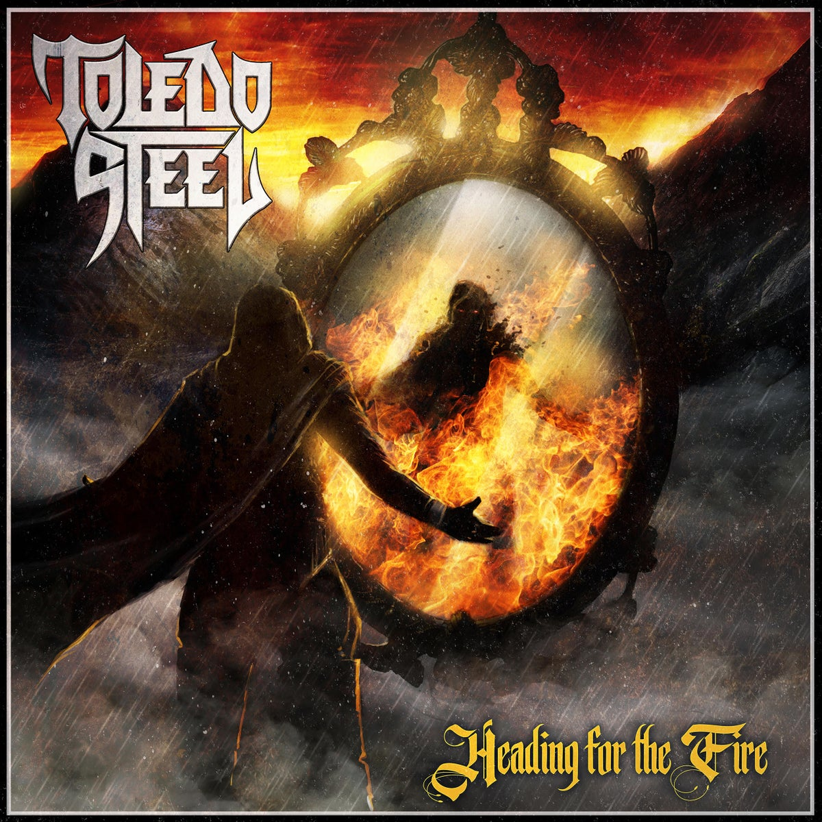 ***PRE-ORDER*** Heading for the Fire - CD
