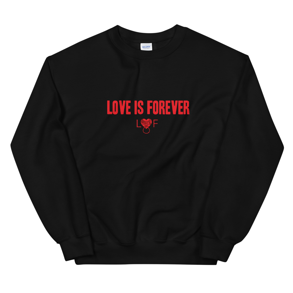 Image of Love Is Forever Crew Neck