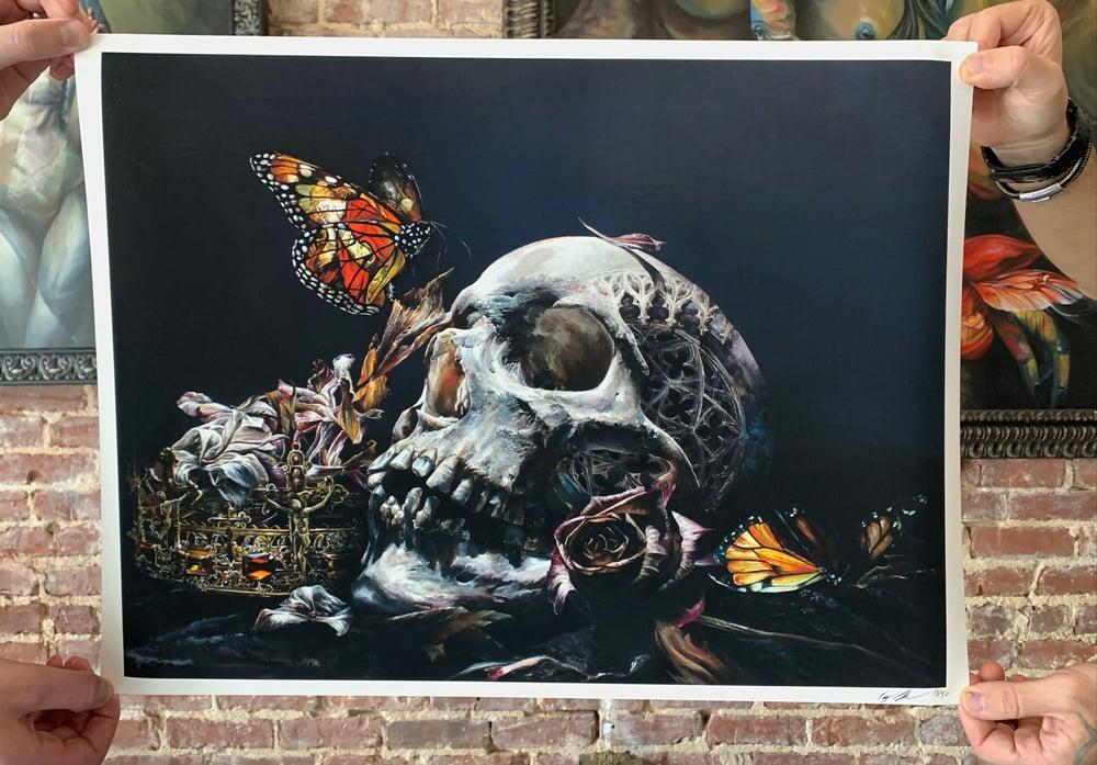 Image of 'Angels Wept' by Tony Mancia