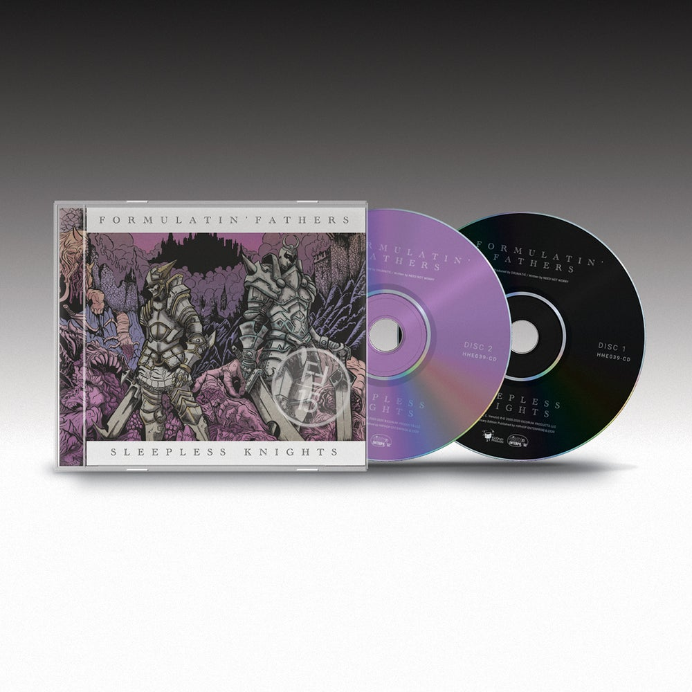Image of Formulatin' Fathers FF15 CD (Deluxe Anniversary Edition)