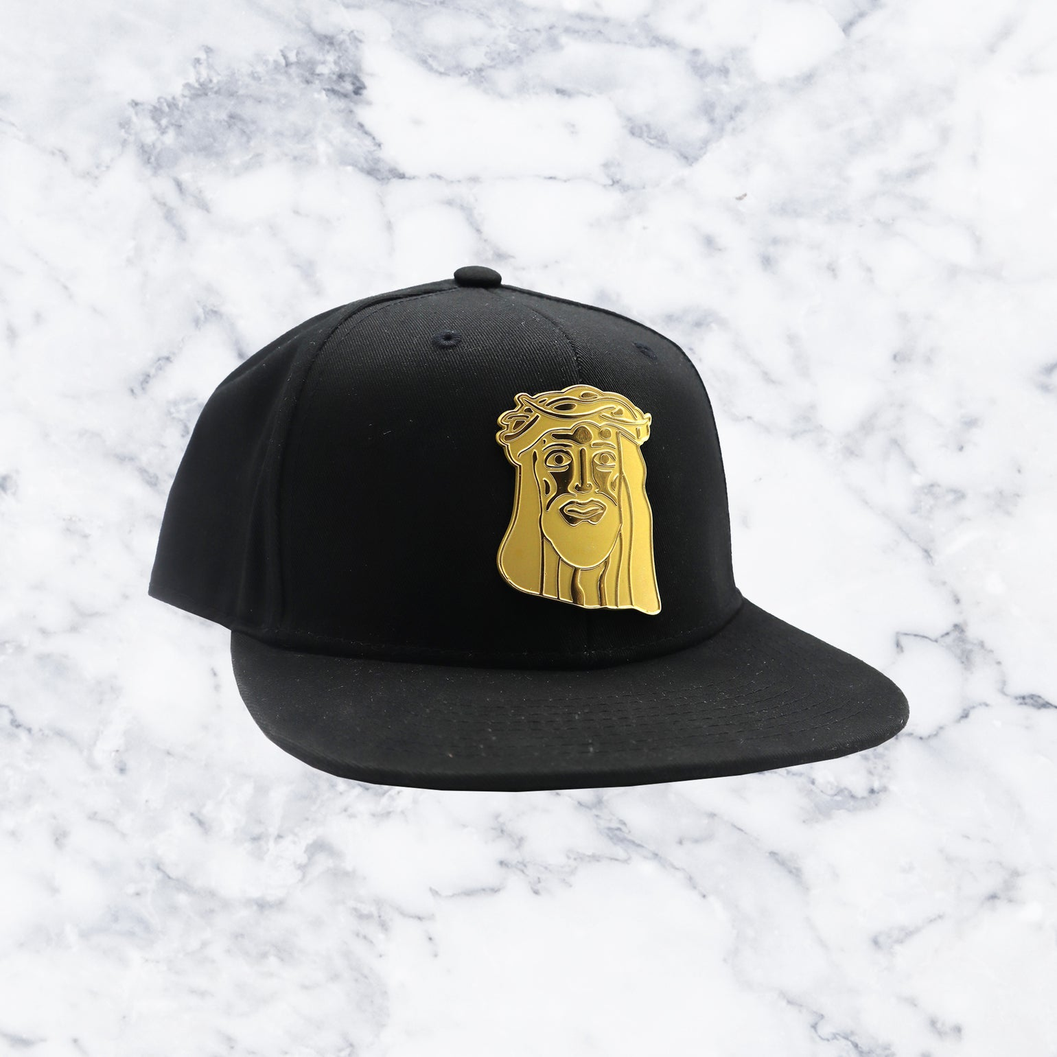 Image of Jesus Piece Snapback
