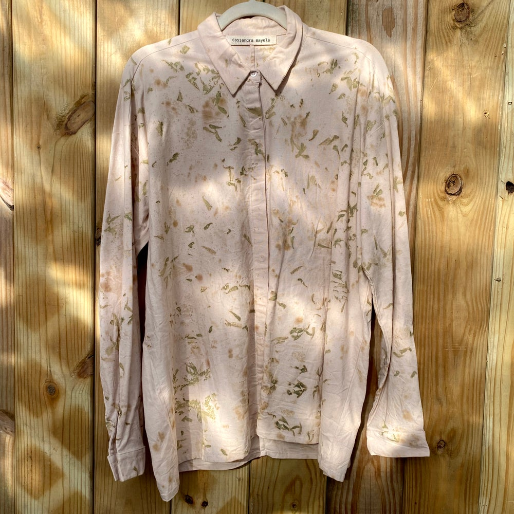 Image of campo button down shirt