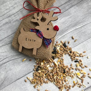 Image of Personalised Magic Reindeer Food