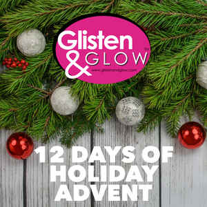 Image of Glisten & Glow 12 Days of Holiday Advent Box 2020 PRE-ORDER