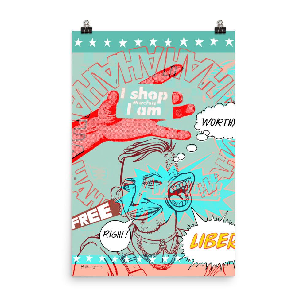 Shopper Supreme Poster