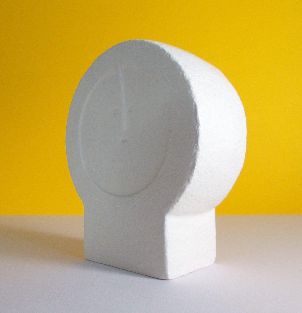 Image of Medium Head - Round Face - MH06