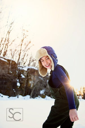Image of Winter Family Mini Session, includes one high resolution digital image