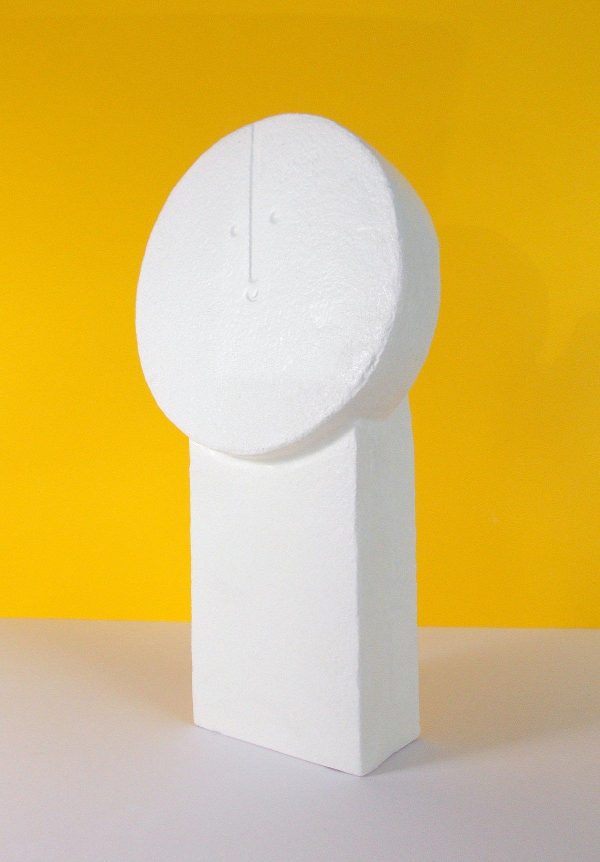 Image of Large Head - Circle - LH01