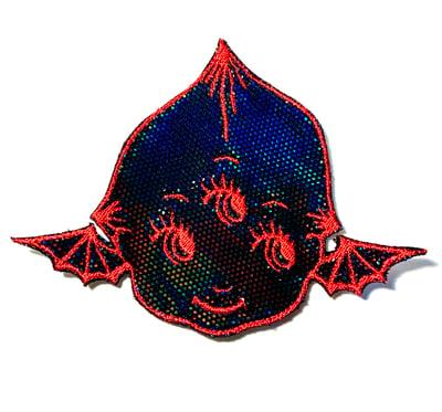 Image of Batwing Kewpie Patch