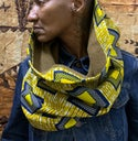 African Fabric Snoods (1)