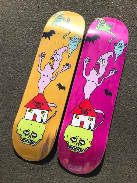 Image of Franky Villani X The House deck