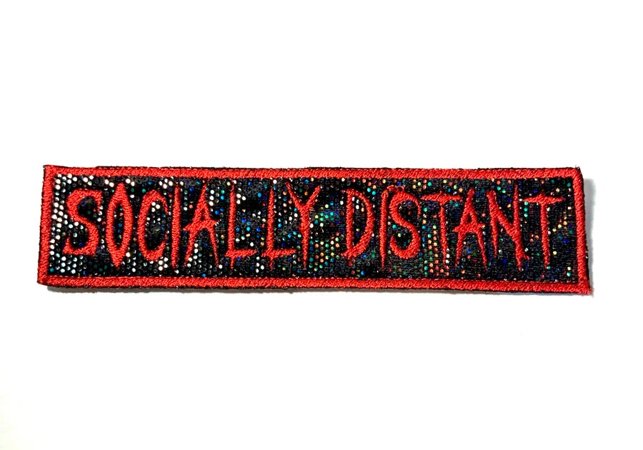 Image of Socially Distant Patch