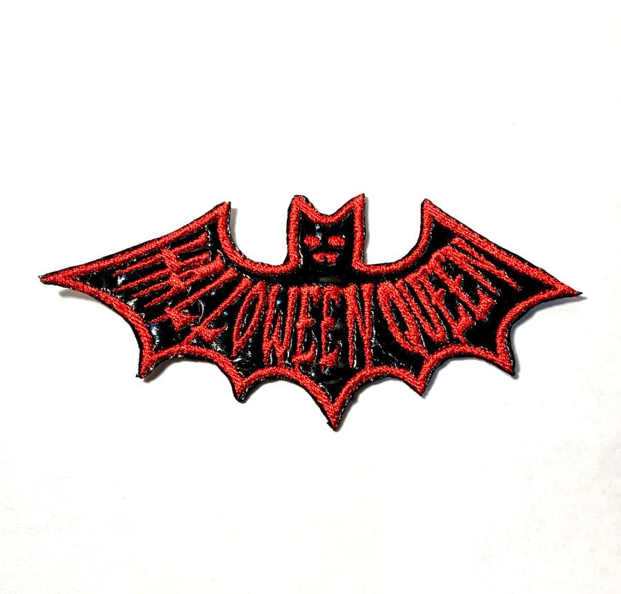 Image of Halloween Queen Bat Patch