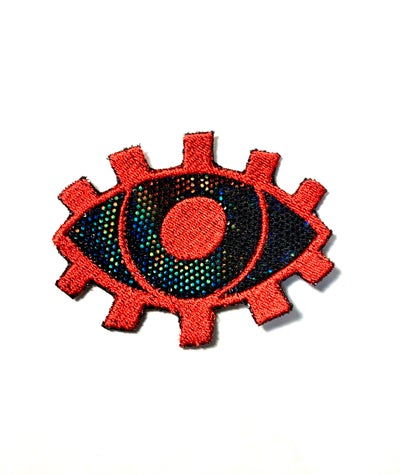 Image of Holographic Eye Patch