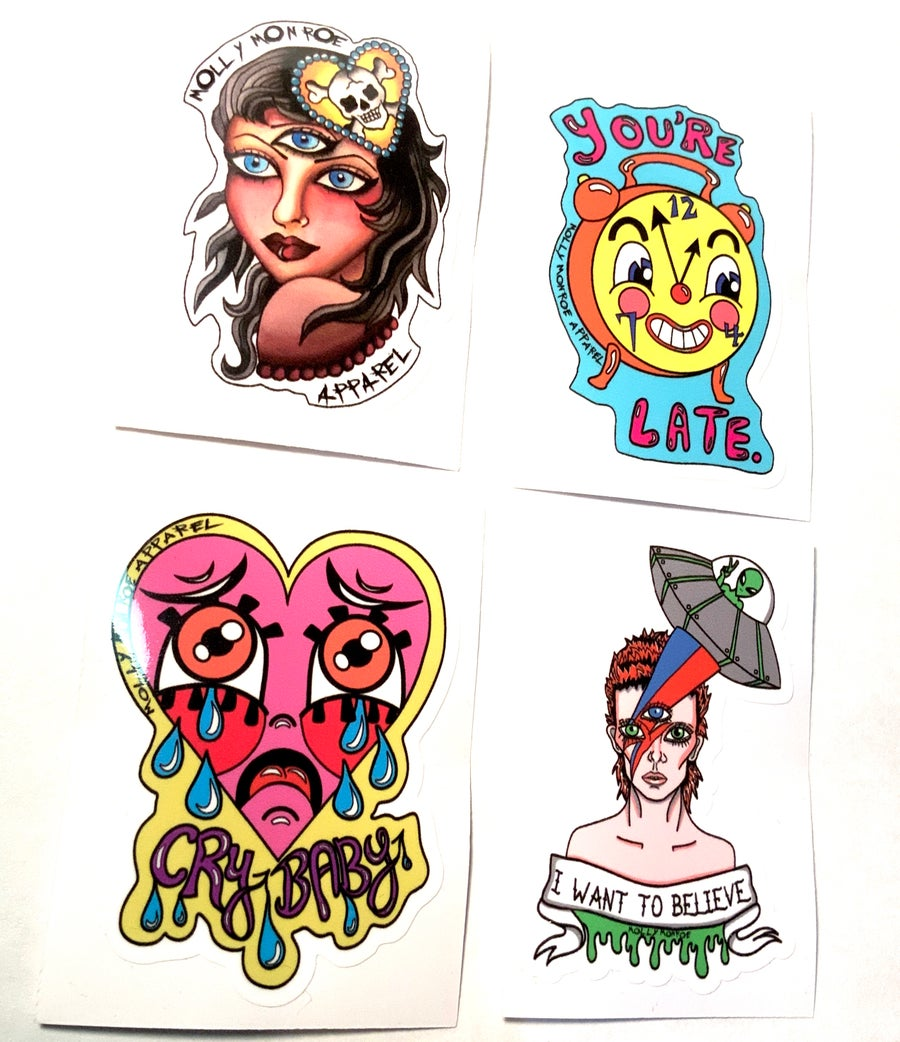 Image of OG Sticker Pack