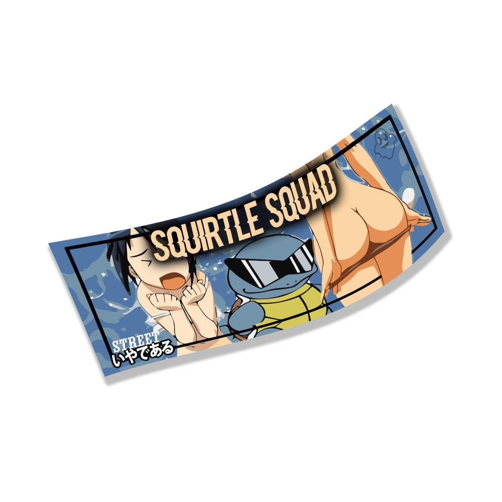 Image of Squirtle squad (og slap)
