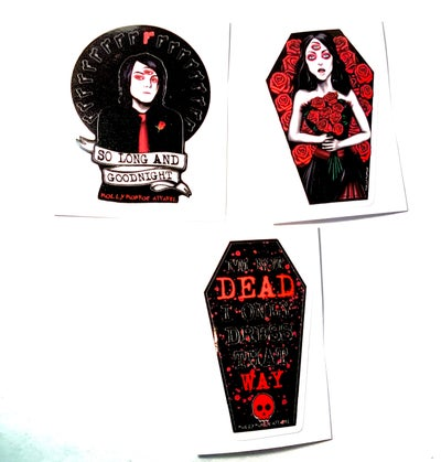 Image of MCR Sticker Pack