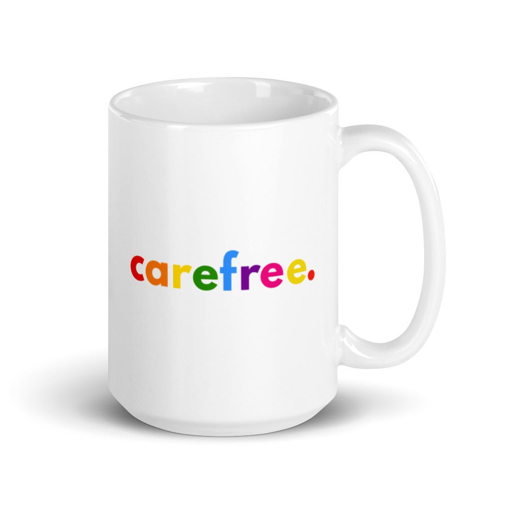 Image of Multicolor Carefree Mug