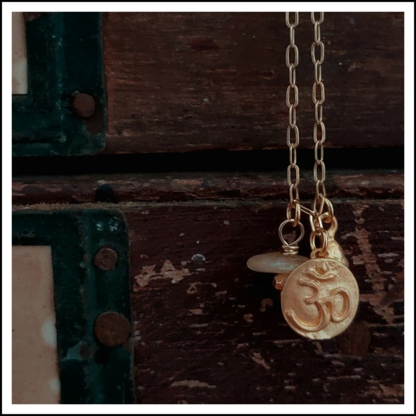 Image of Inner Peace necklace