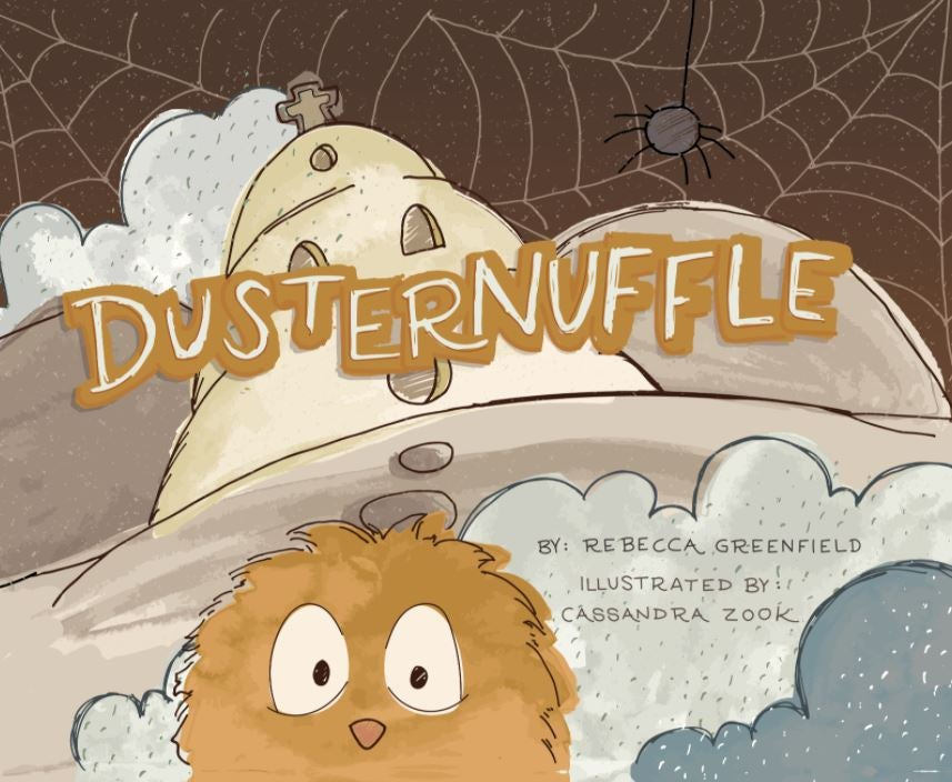 Image of DUSTERNUFFLE          (NEW RELEASE)