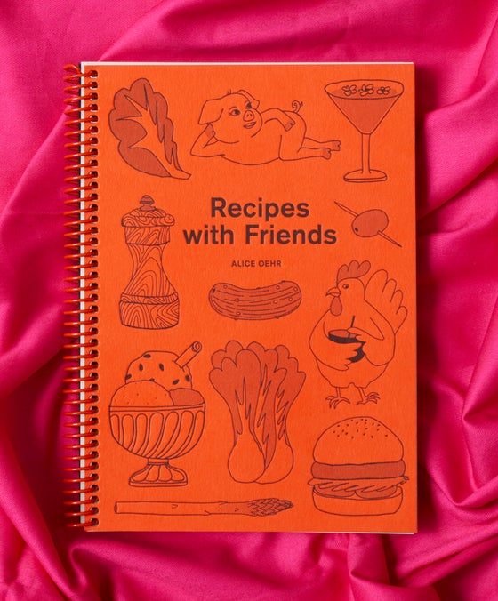 Image of Recipes with Friends *TANGERINE DREAM* Special Edition