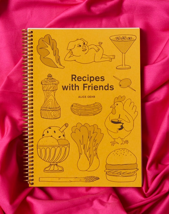 Image of Recipes with Friends *MAGIC MUSTARD* Special Edition
