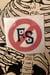 Image of FS/DELETE Sticker Pack