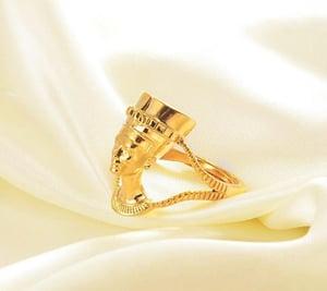 Image of QUEEN NERFERTITI RING