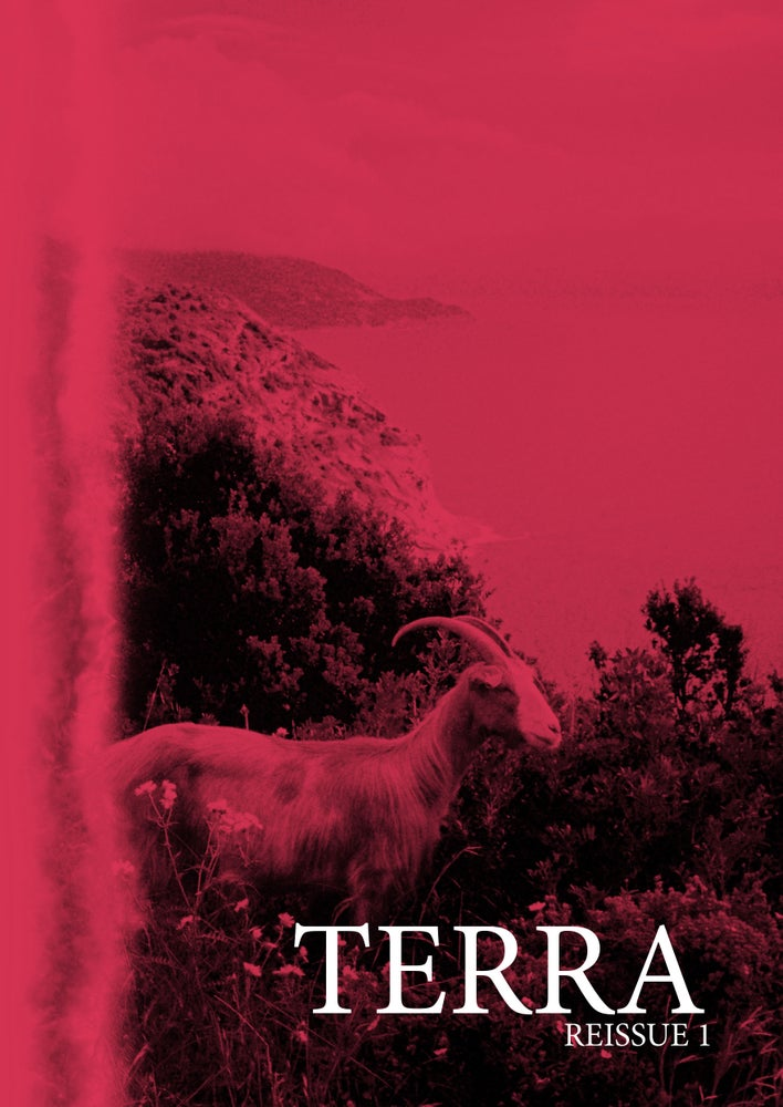 Image of TERRA Issue 1 REISSUE