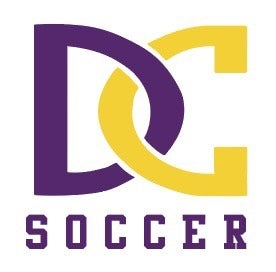 Image of DC SOCCER DECAL