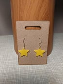 Image 2 of Laser cut Perspex earrings