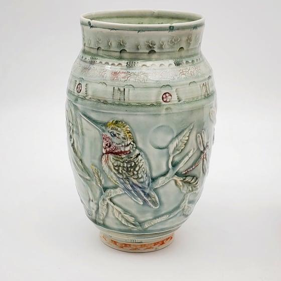 Image of Sonata Porcelain Vase