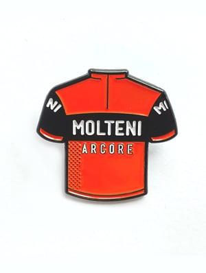 Image of Merckx Molteni Arcore Enamel Pin