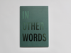 IN OTHER WORDS - BOOK