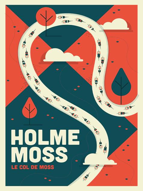 Image of Holme Moss / Le Col de Moss
