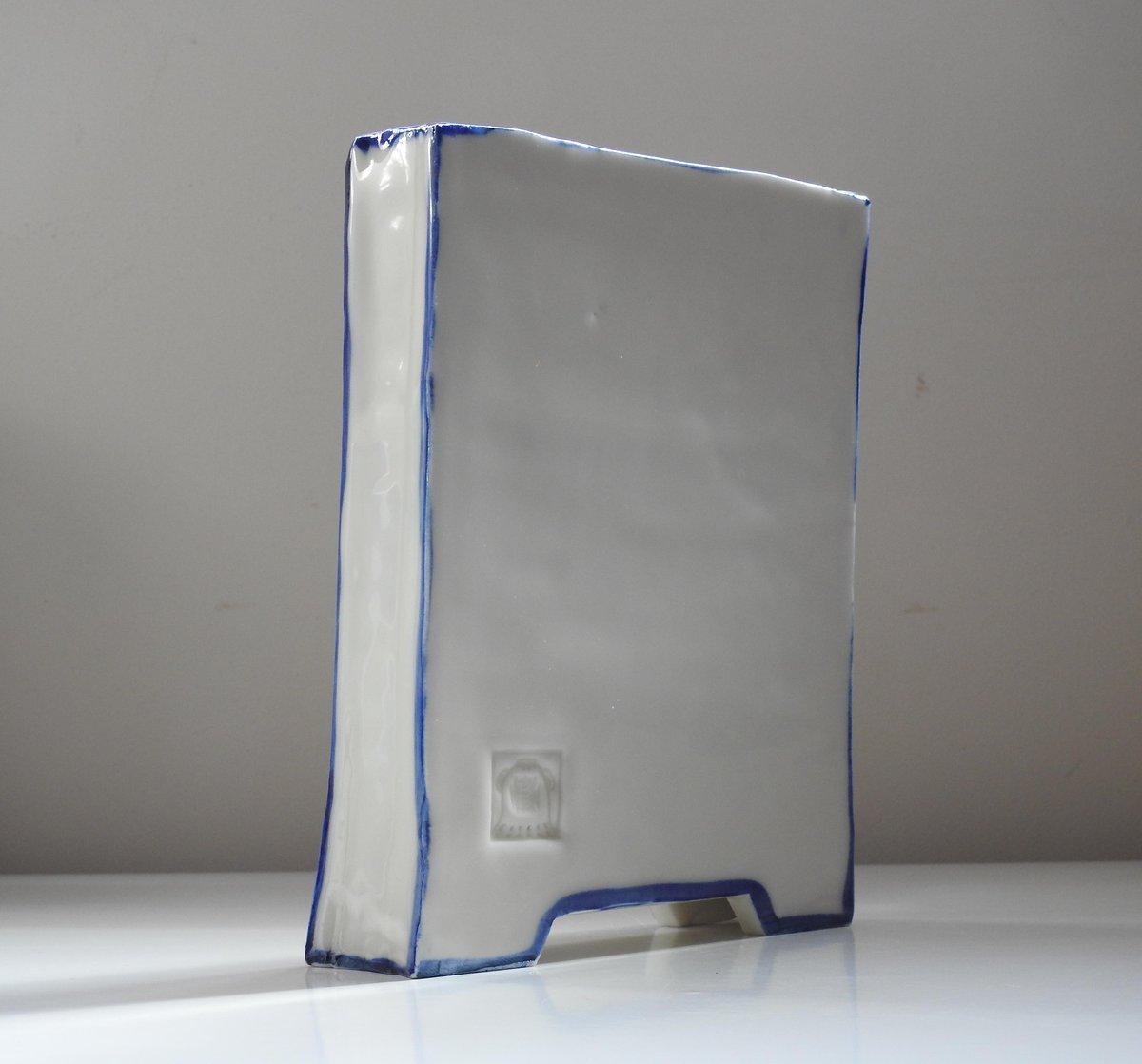 Image of 'Play' Vending Machine - Blue & White