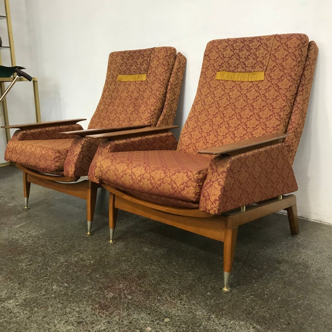 Image of FORD ARMCHAIRS