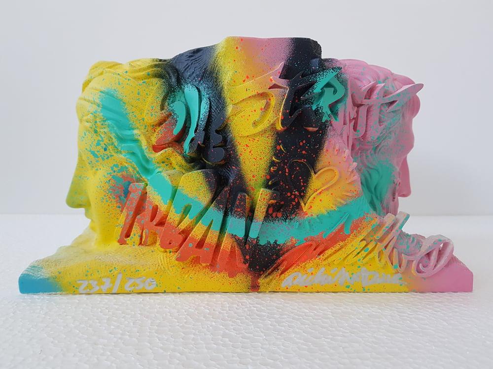 """Image of PICHIAVO """"HYBRID PYSCHE"""" - UNIQUE SCULPTURE EDITION 250 - 28CM X 17CM X 15CM"""
