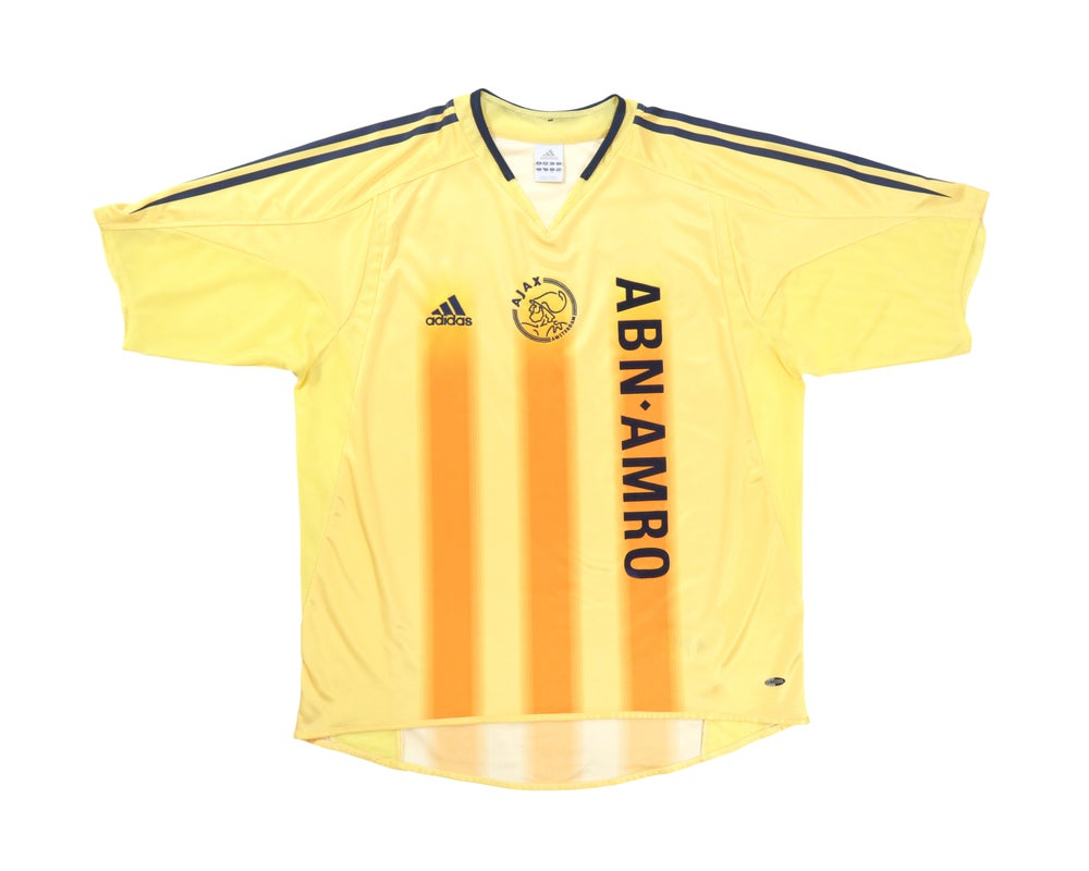 Image of 2004-05 Adidas Ajax Away Shirt L