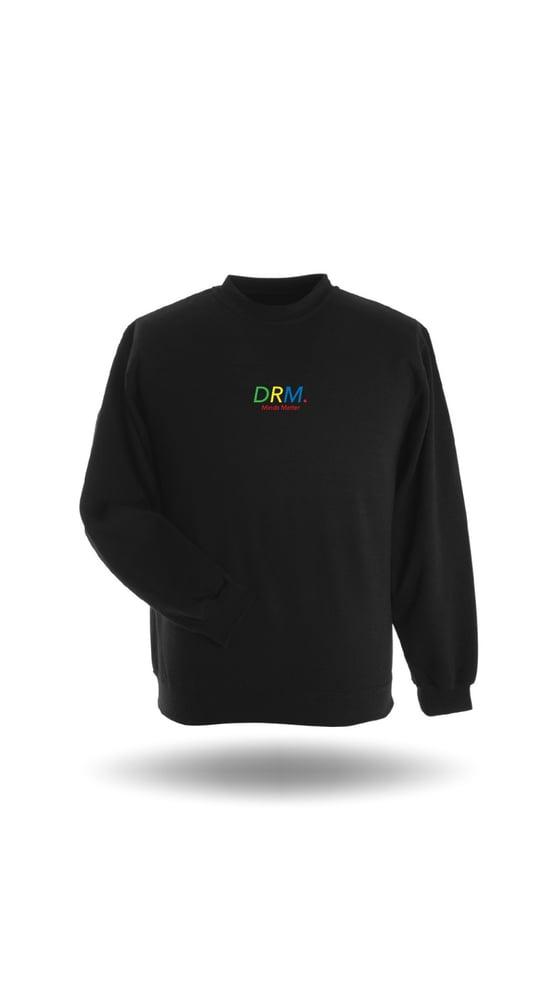 Image of Minds Matter Sweatshirt Black