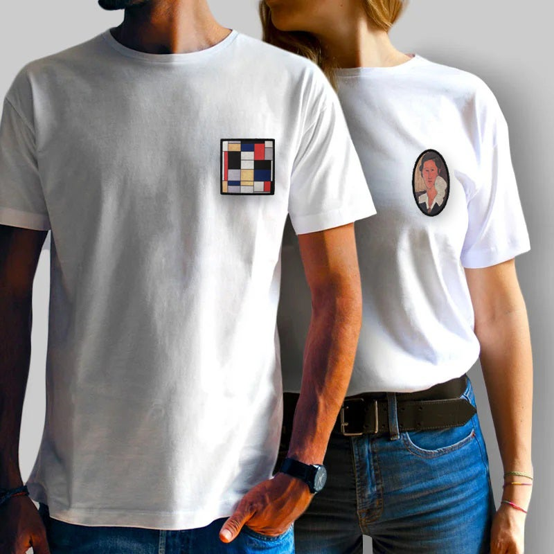 Image of Eclepti T-Shirt_PATCH ART 2