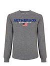 AVE Sports USA Logo Sweatshirt (L)