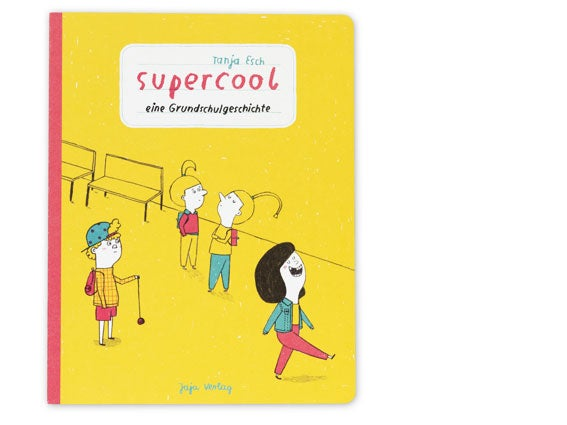 Image of KINDERCOMIC Supercool
