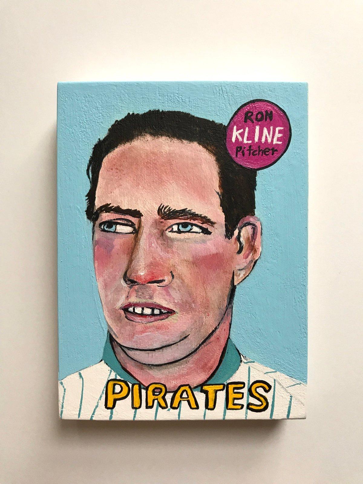 Image of Ron Kline, Pittsburg PIRATES