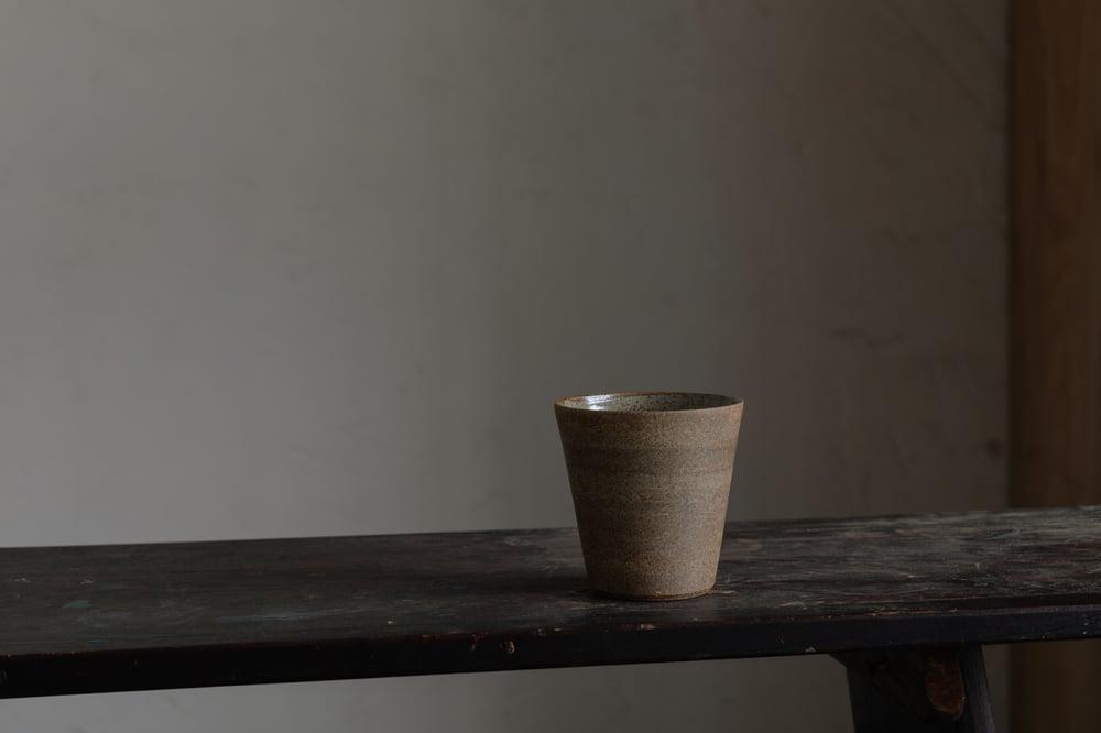 Stoneware Straight Beaker