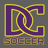 Image of DC Soccer Block Decal