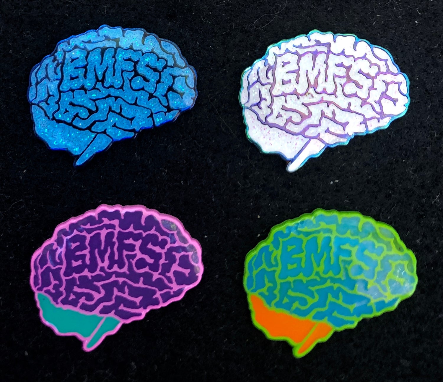 Image of BMFS on the Brain v2 Set